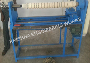 BOPP Tape Slicer Machine