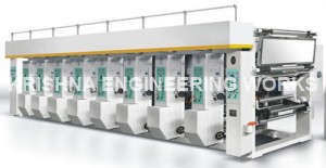 BOPP Tape Printing Machines