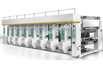 BOPP Films Printing Machine