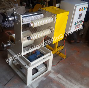 Mini BOPP Tape Cutting Machine