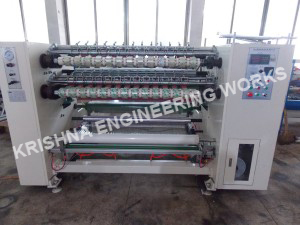 BOPP Jumbo Slitting Machine
